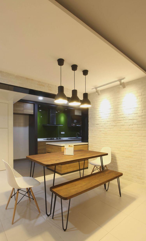 Bedroom Hdb Furniture: Dining Room. Design By KDOT