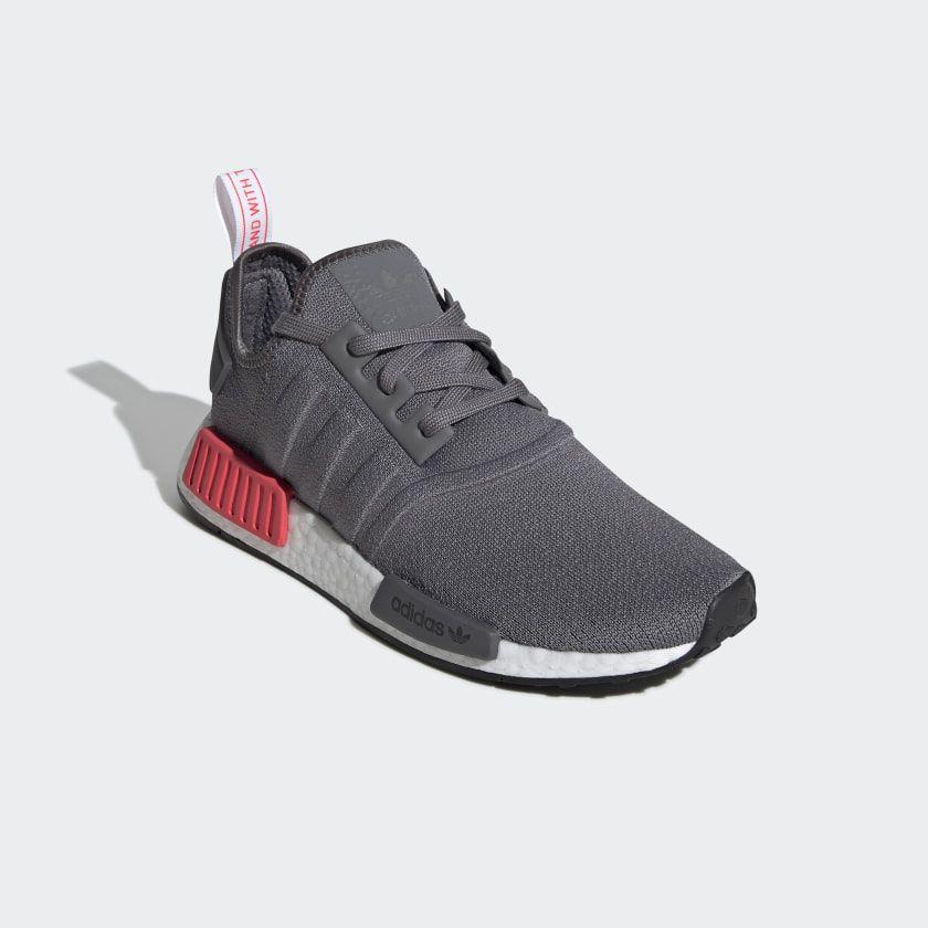 NMD_R1 Shoes Grey Four / Grey Four