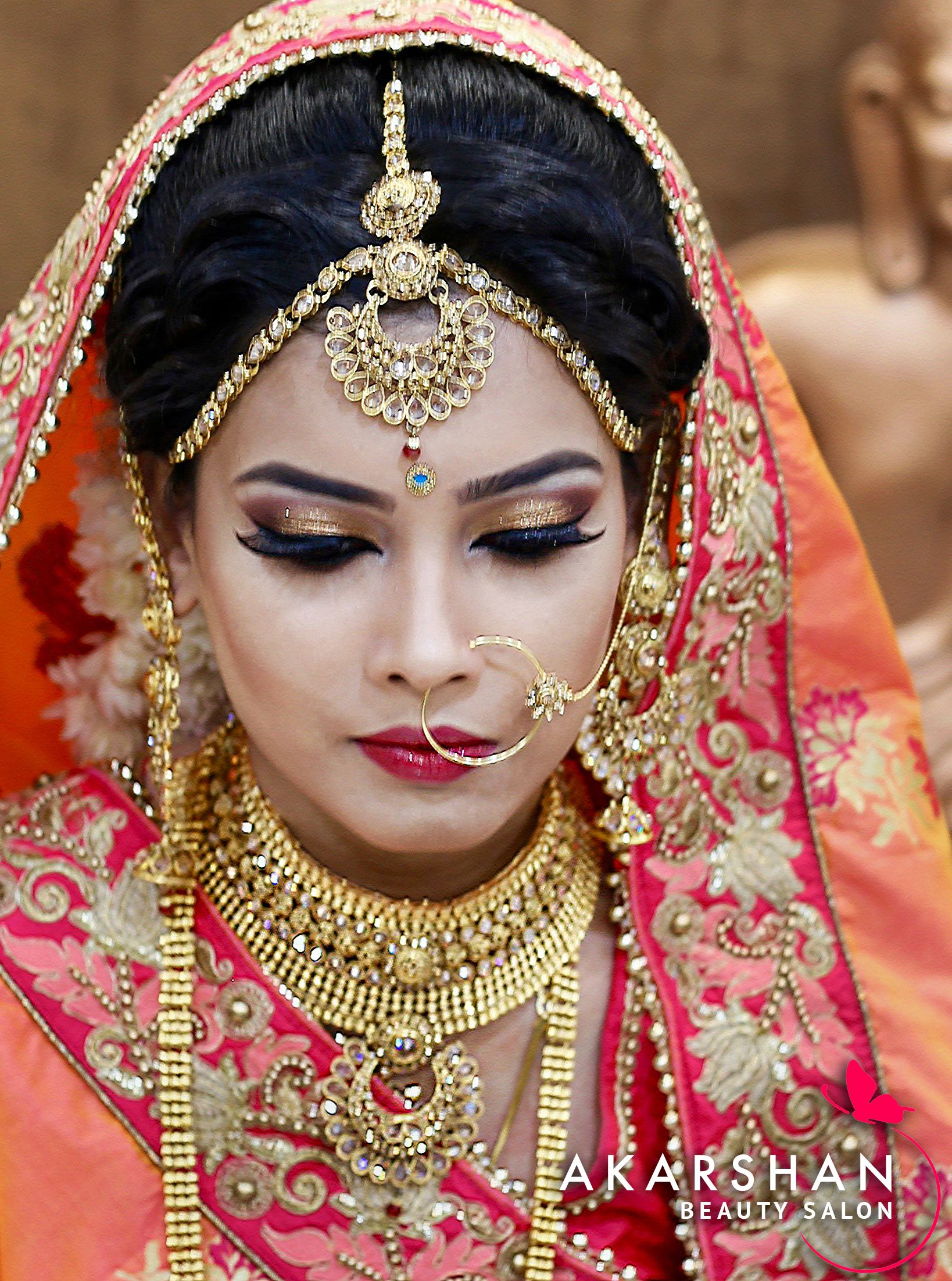 high-definition celebrity bridal makeup by asha jeswani