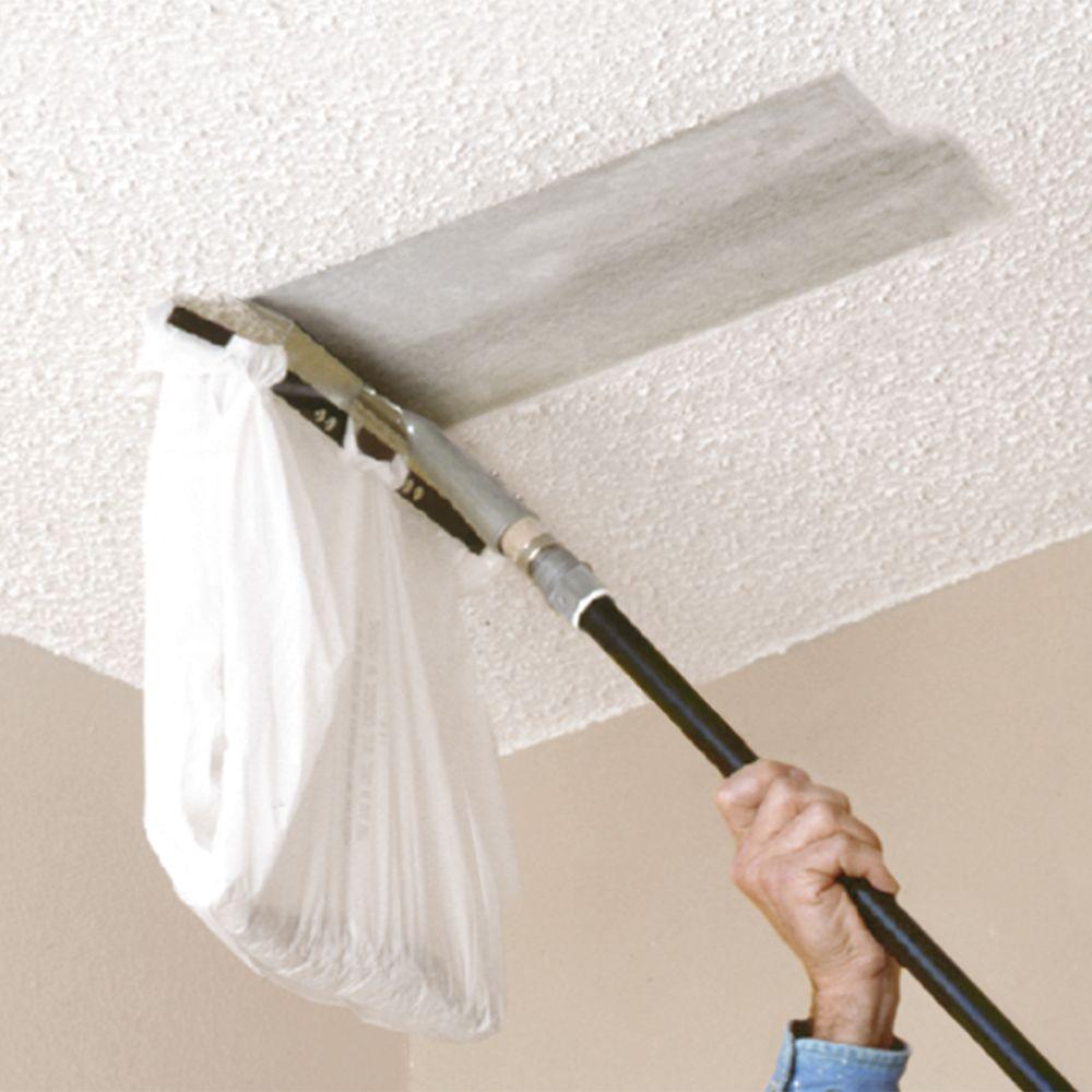A Better Bathroom Diy Home Improvement Ceiling Texture Types