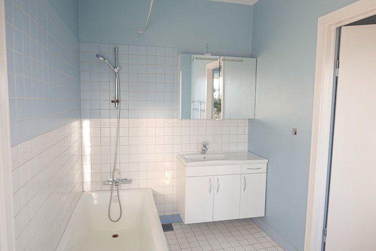 Tout savoir sur la peinture pour carrelage salle de bain -idées et