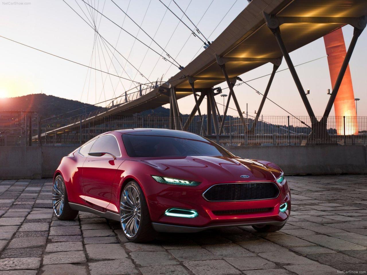 2011 Ford Evos Concept ford conceptcar canada