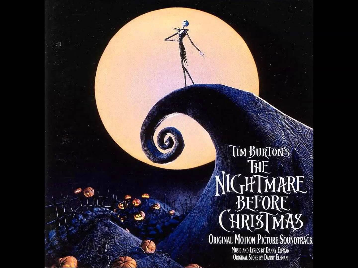The Nightmare Before Christmas Soundtrack (Special Edition