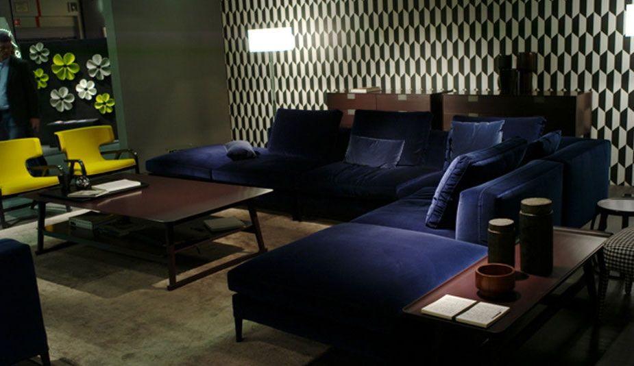 Sofa Samt b b italia sofa michel ideen fürs neue wohnzimmer