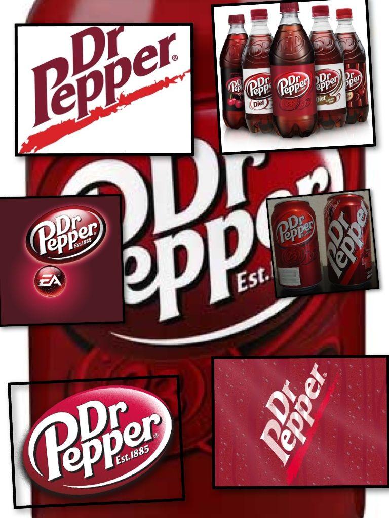 I love dr.pepper best soda in the world