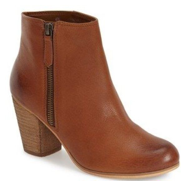 3bb7512cbd7 bp Shoes - camel brown booties