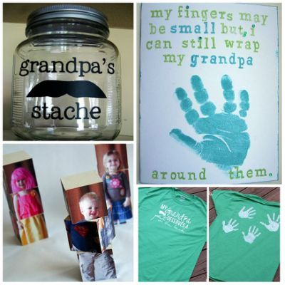 Gift ideas for grandparents that grandparents gifts pinterest grandpa gifts for fathers day or grandparents day diy gift ideas solutioingenieria Image collections