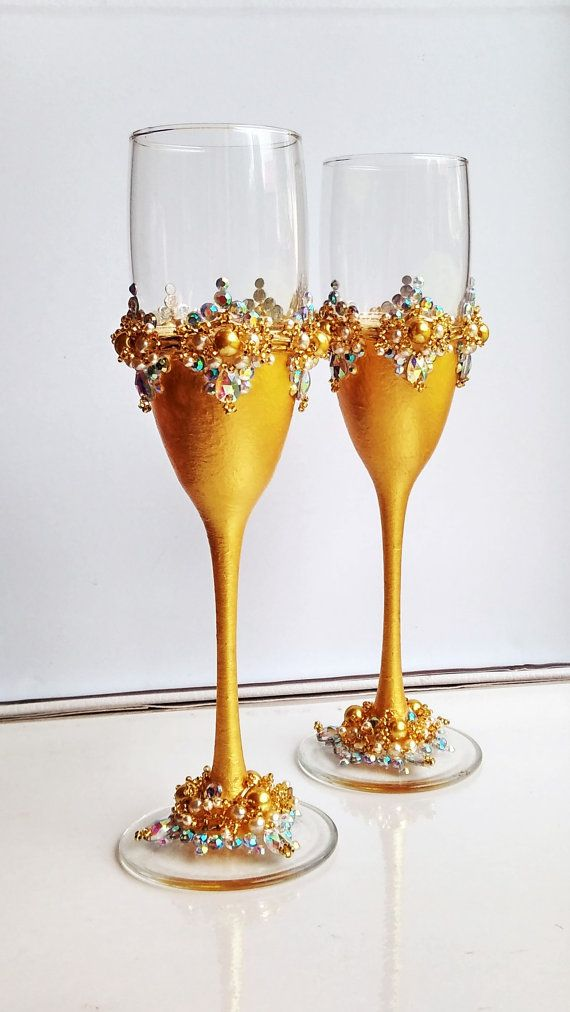 Table Numbers Wedding Gold Table Numbers Decor Rhinestone Number