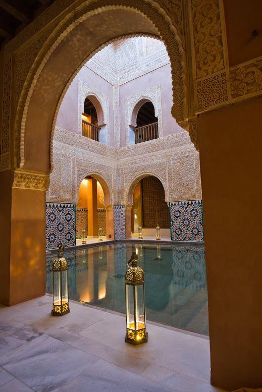 Hammam Al Andalus Banos Arabes Google Banos Arabes Sevilla