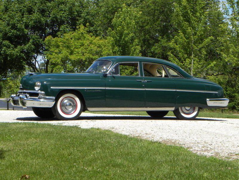 1951 Lincoln Cosmopolitan for sale - Volo, IL | OldCarOnline.com ...