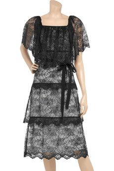 Spanish Style Black Lace Dress Black Lace Dress Style Clothes,Gray And Beige Bedroom
