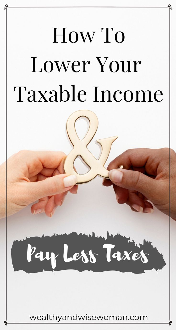 5 genius and easy ways to lower your taxable