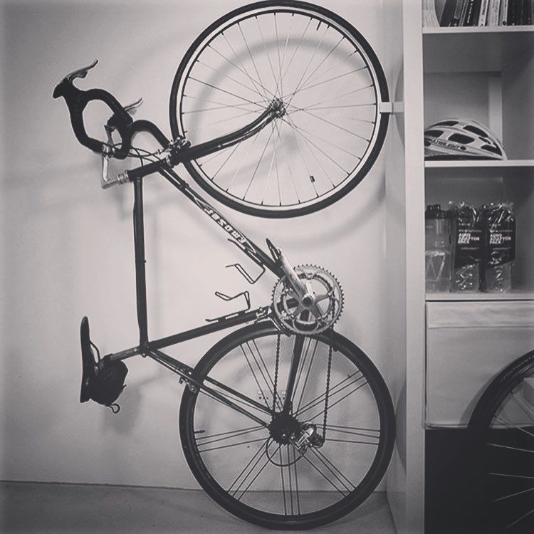 A Great Photo From Kitfitcycling Of Their Clugged Road Bike