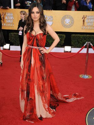 Best Dressed: SAG Awards 2011 | Beautiful, Harpers bazaar and Red ...