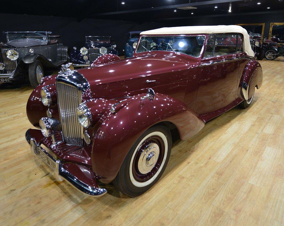 1947 Bentley Mark VI Park Ward Convertible   eBay   CARS   Pinterest ...