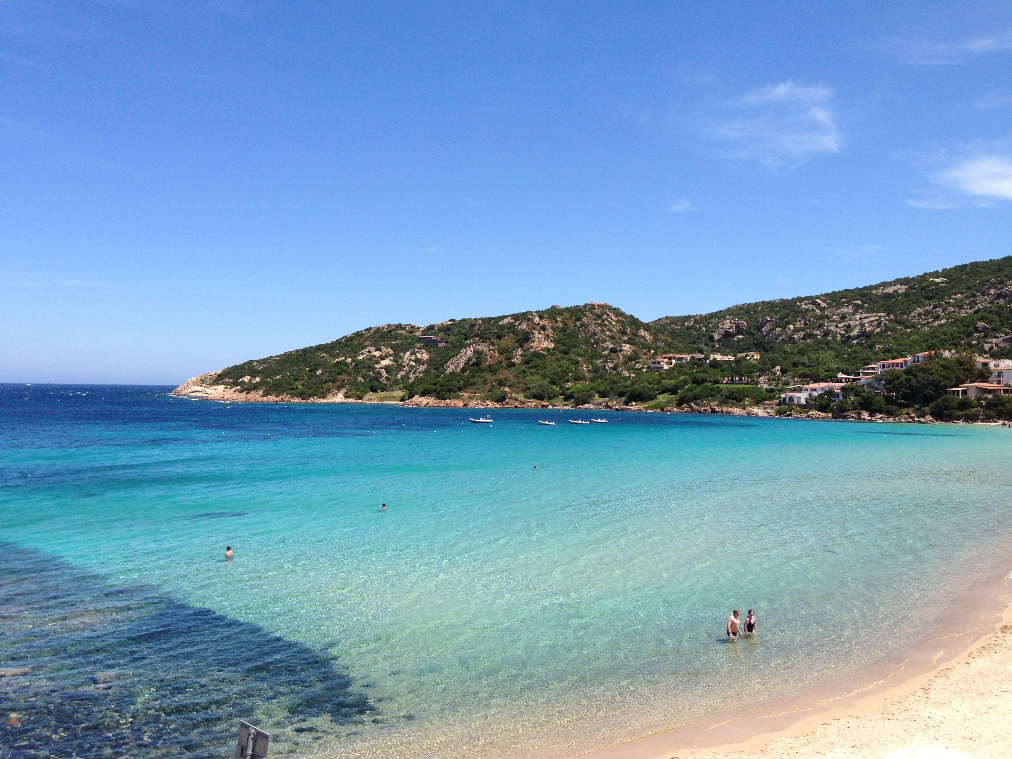 Baja Sardinia Costa Smeralda Places To Visit Sardinia Travel