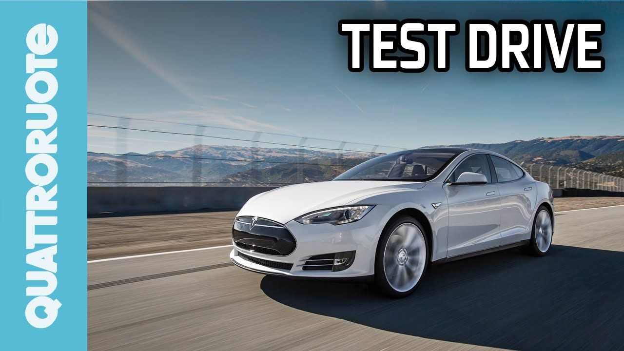 Tesla Model S P85+ Test Drive - Prova su strada Quattroruote