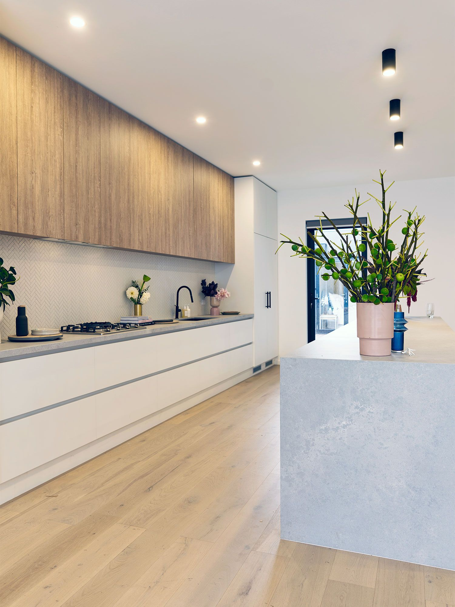 Photo of Norsu Kitchen Renovation Achieves Chic On a Budget – realestate.com.au