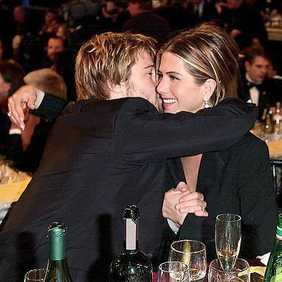 Brad-Jen- | Couples | Jennifer Aniston, Brad, jen y Brad ...