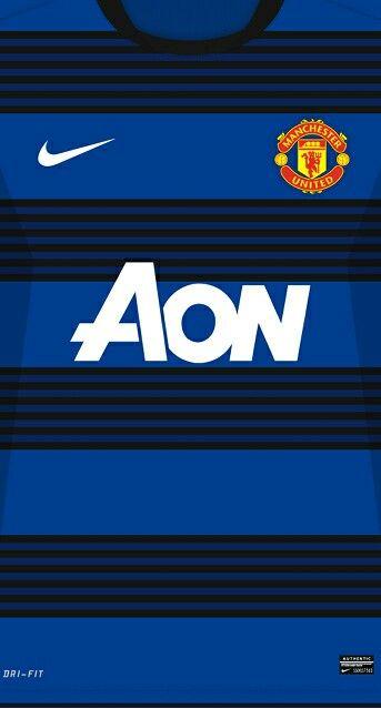 Manchester United 11-12 kit third