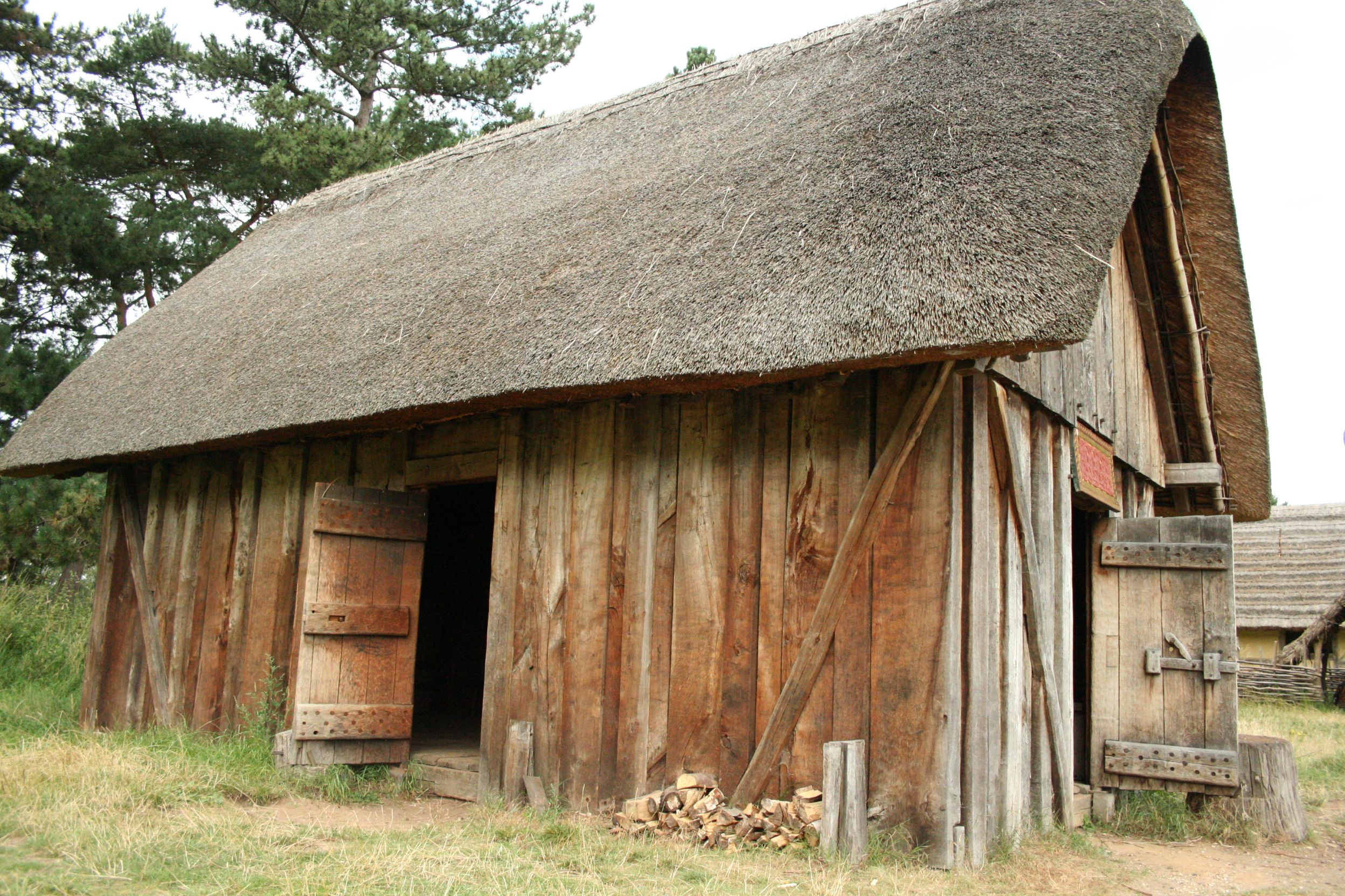 West Stow Anglo Saxon Village With Images
