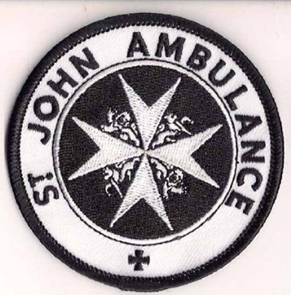 "Amazon.com: St Johns Ambulance Doctor Who Tardis Sign 3"" Patch"