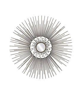 House Beautiful Marketplace starburst mirror. | house beautiful marketplace on hsn | pinterest