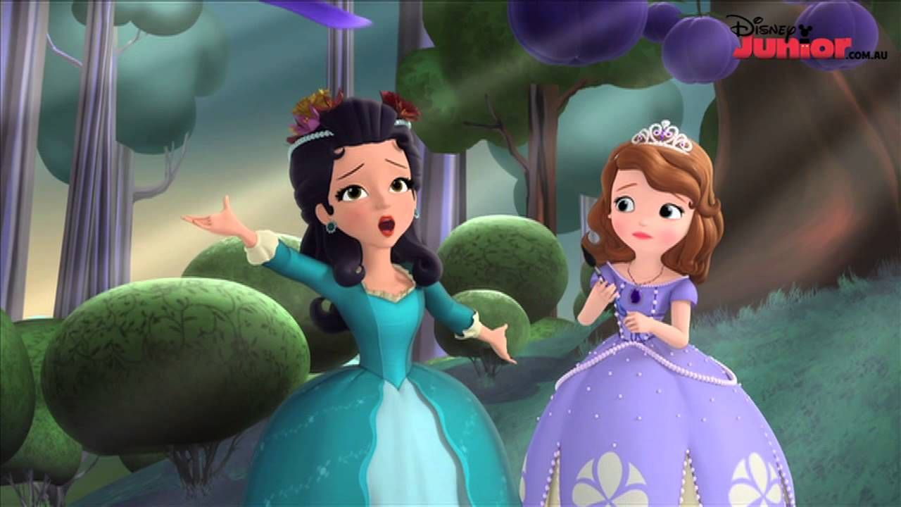 Sofia The First Music Time Know It All Disney Junior Official Princesa Sofía Princesita Sofía Princesa