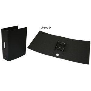 Gクラッセ MONOCHROME/モノクローム A4S パイプファイル 8cm幅 PAM1478