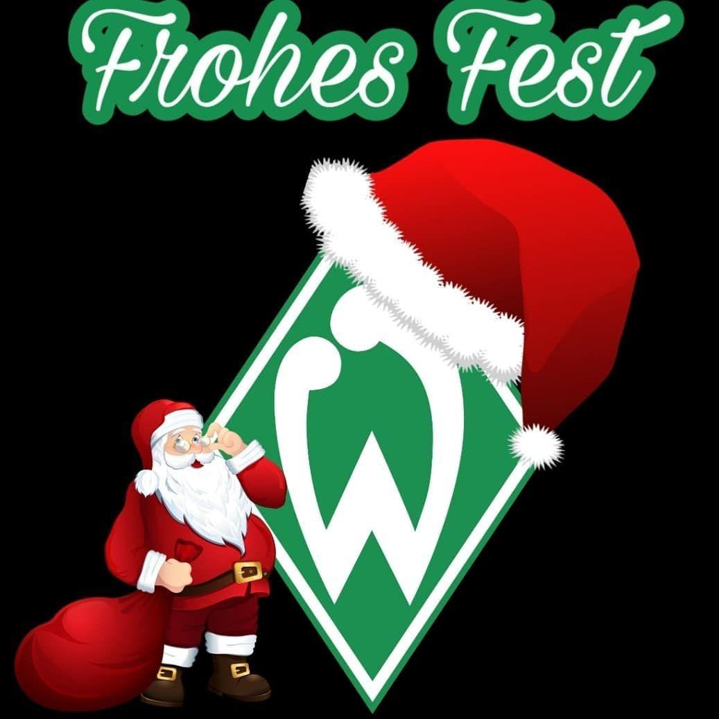 """�Werder Bremen�Fanpage� on Instagram: """"Frohe Weihnachten wünsche ich euch ���"""""""