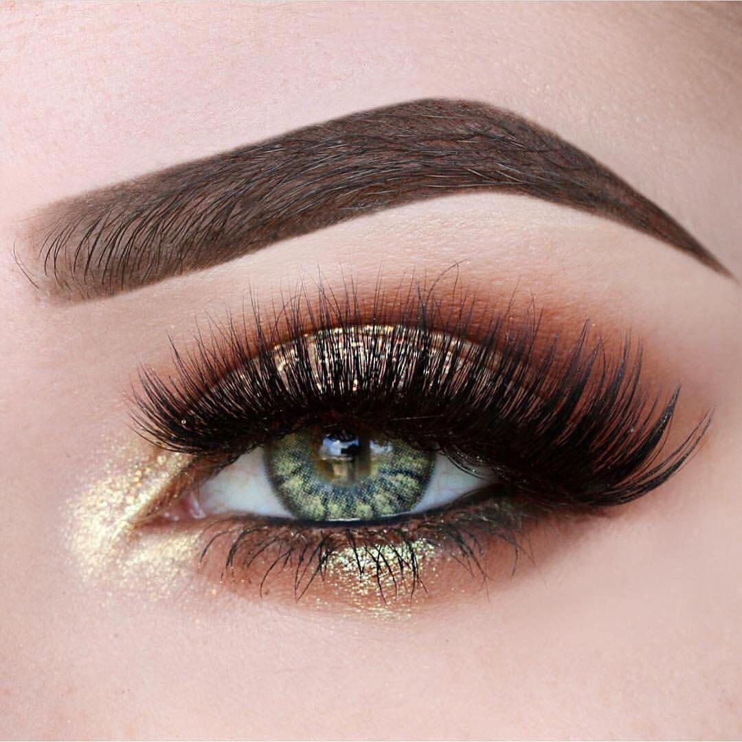 picture Gliter Eyeshadow Stunning Eyes Eye Makeup In Hindi