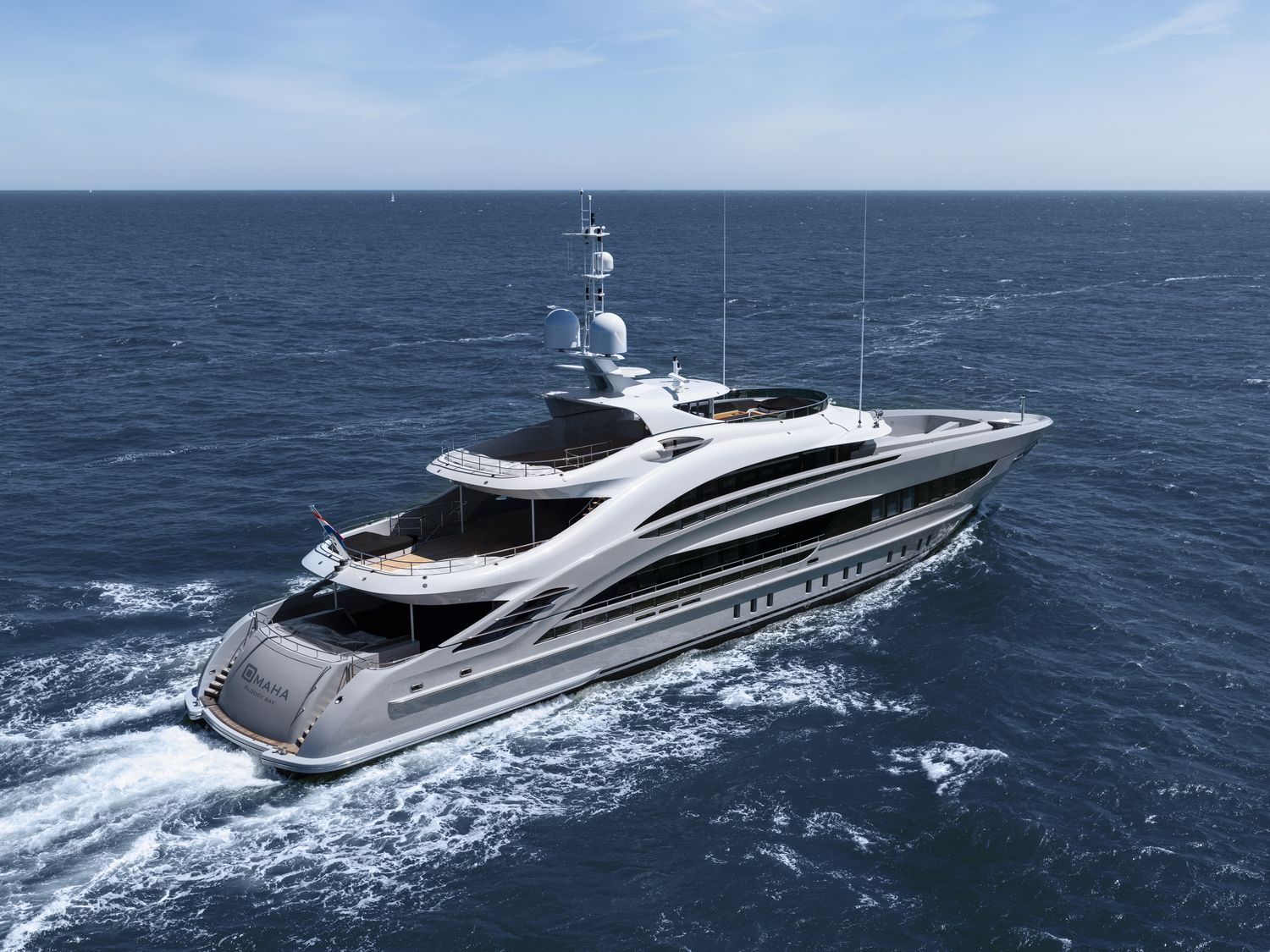 Omaha Yacht By Heesen And Clifford Denn Luxury Yachts Yacht For