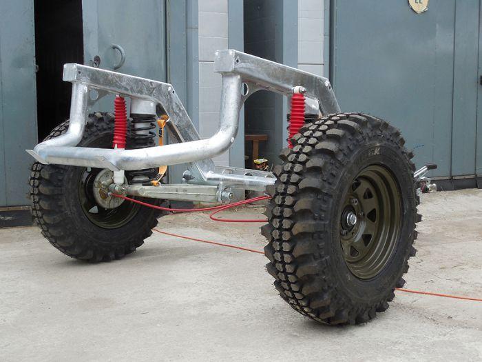 внедорожный прицеп  «OFF-ROAD CAMPER 1000»