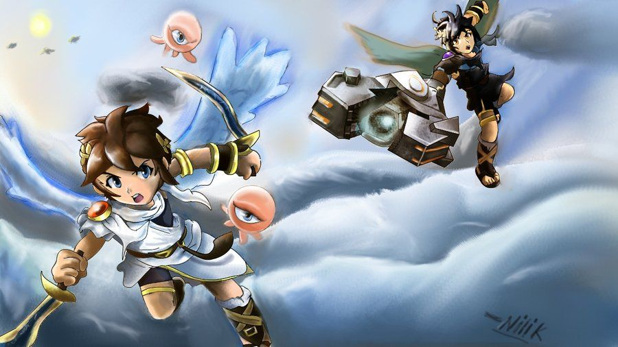 Kid Icarus Uprising By Kjshadows131deviantart On DeviantART