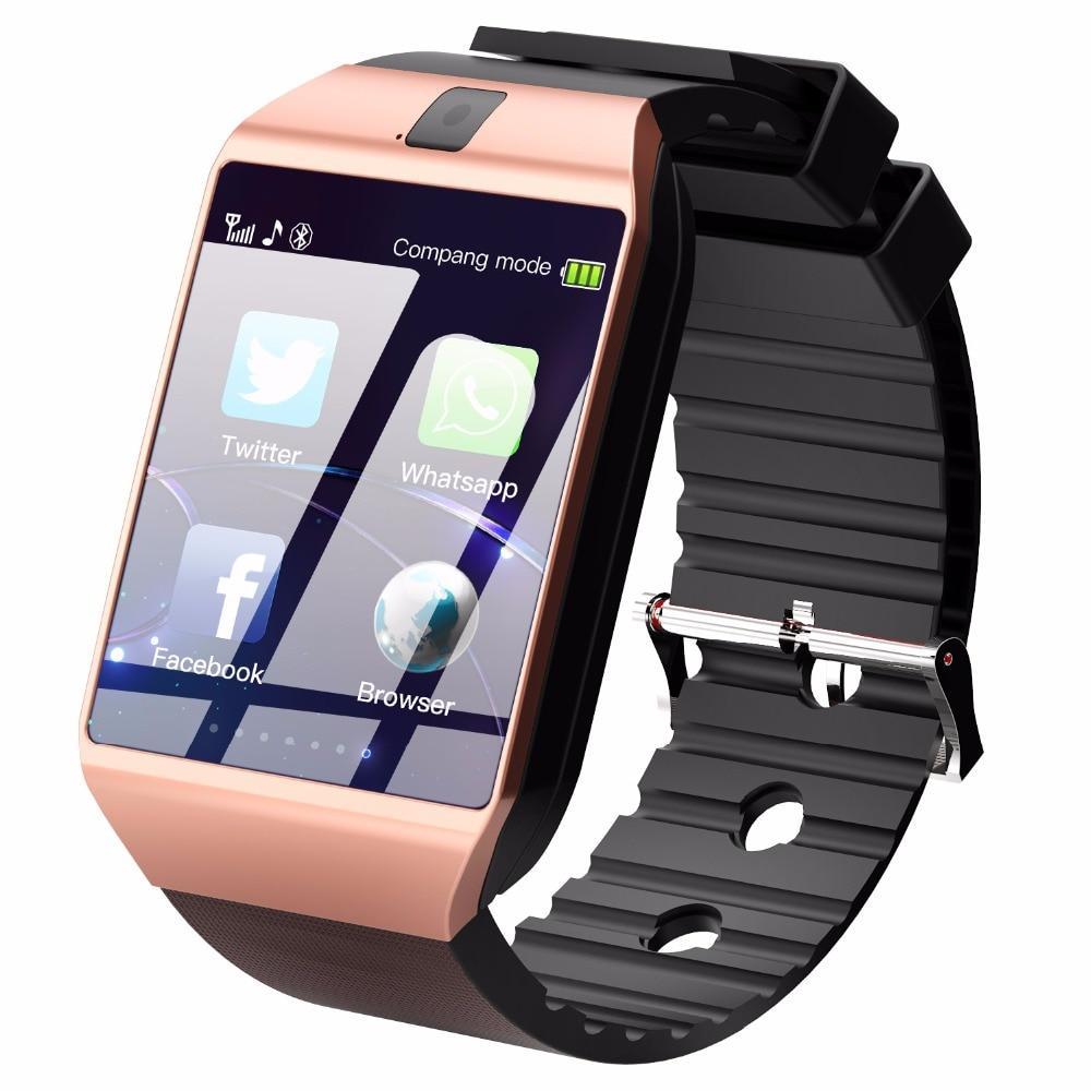 Bluetooth Smart Watch DZ09 Smartwatch TF SIM Camera for
