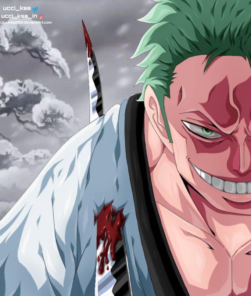 One Piece Zoro 937 By Ucciksa555 On Deviantart Zoro One Piece One Piece Anime Roronoa Zoro