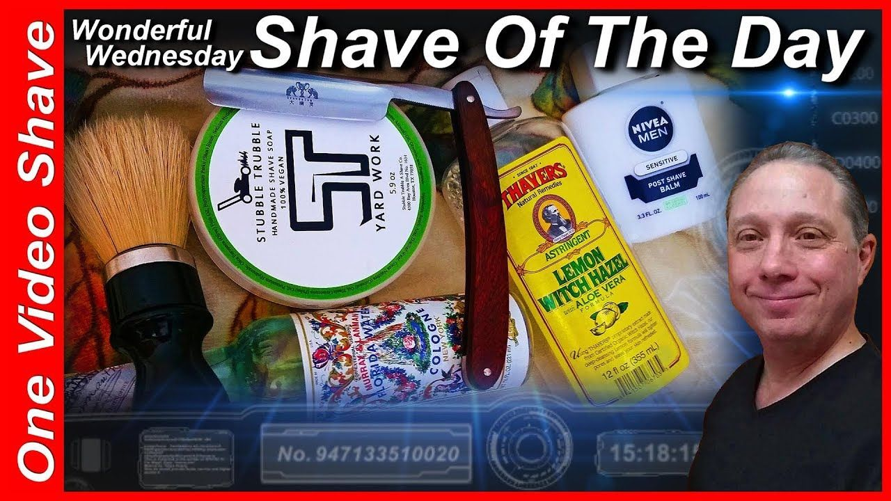 Wonderful wednesday shave of the day ovs zy grandslam straight wonderful wednesday shave of the day ovs zy grandslam straight razor shave stubble baditri Image collections