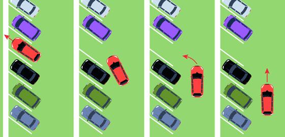 8 Tips Dan Trik Setir Mobil Untuk Meningkatkan Kenyamanan Berkendara Bagi Pemula Mobil Tips Parkir Paralel
