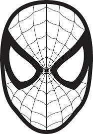 Mask Maske Okul Oncesi Etkinlik Okul Oncesi Maske Preschool Mask Okul Oncesi Maske Kaliplari Orumcek Adam Pasta Maskeler Boyama Sayfalari