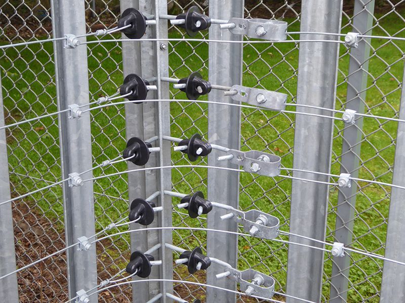 Mesh Electric Fence   Have You Got A Yard That You Really Appreciate? Do  You Have A Backyard You Might Like More If Those