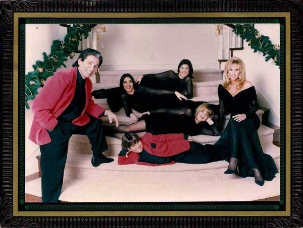 Bad Celebrity Christmas Cards Gallery Worst Celebrities Kardashian Family Kardashian