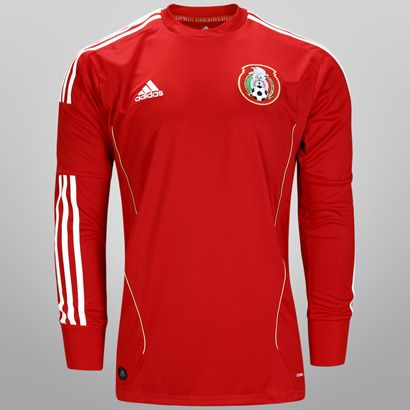 Jersey Adidas de la Selección de México Portero Visita -  globals.seo.storename