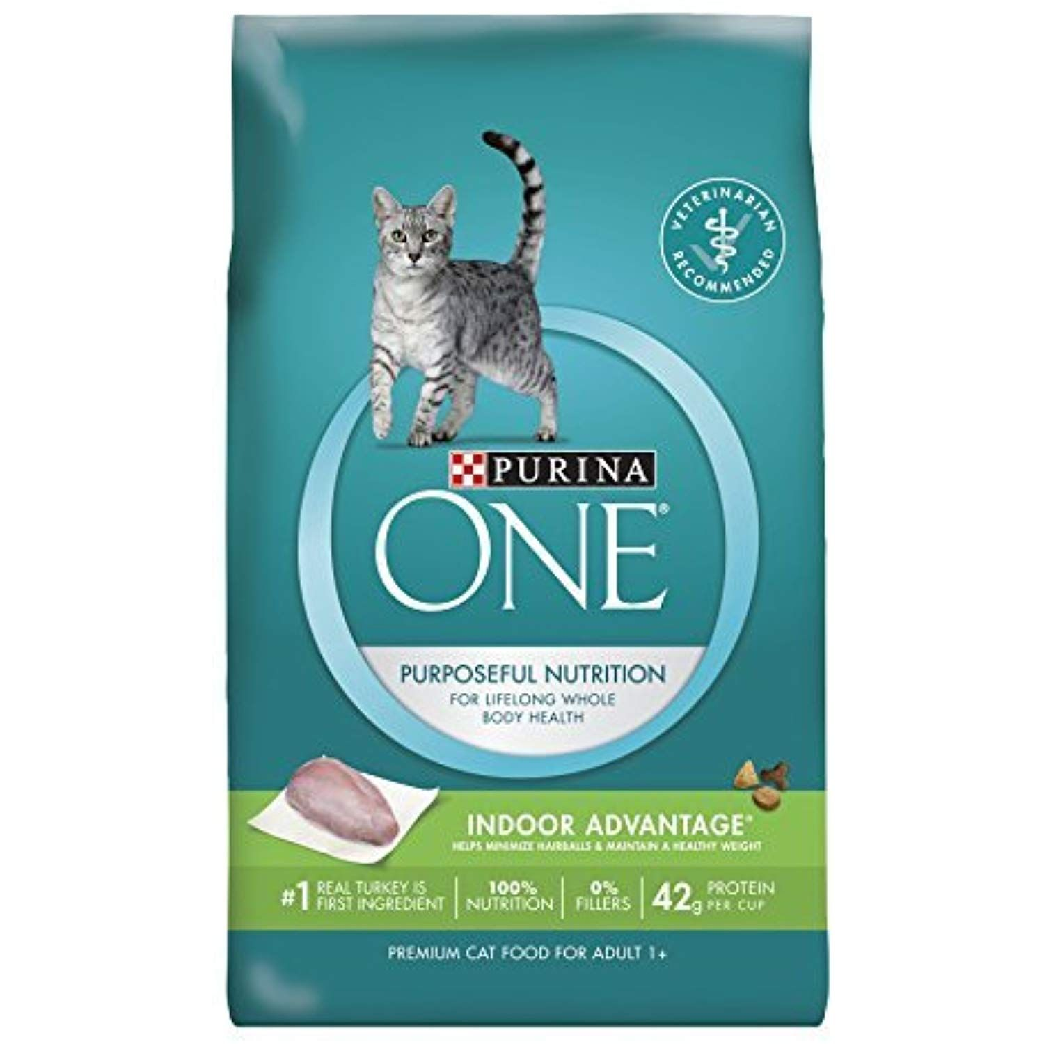 Purina One Dry Cat Food Indoor Advantage 7 Pound Bag By Purina One Check This Awesome Product By Going To The Link At T Kitten Food Cat Food Best Cat Food