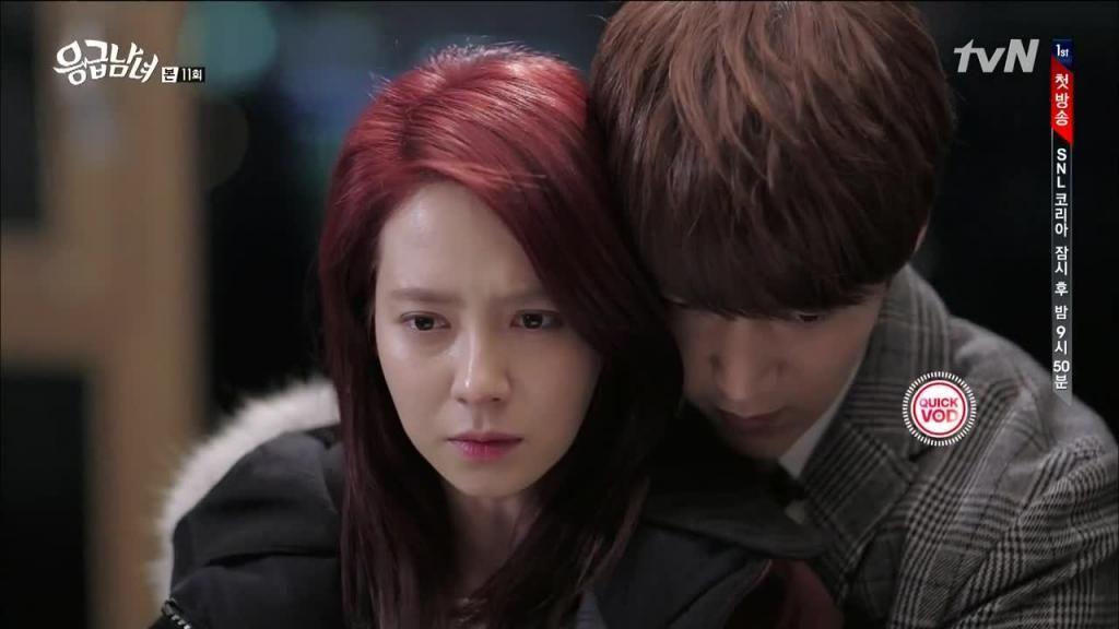 Emergency Couple: Episode 11 » Dramabeans Korean drama ...