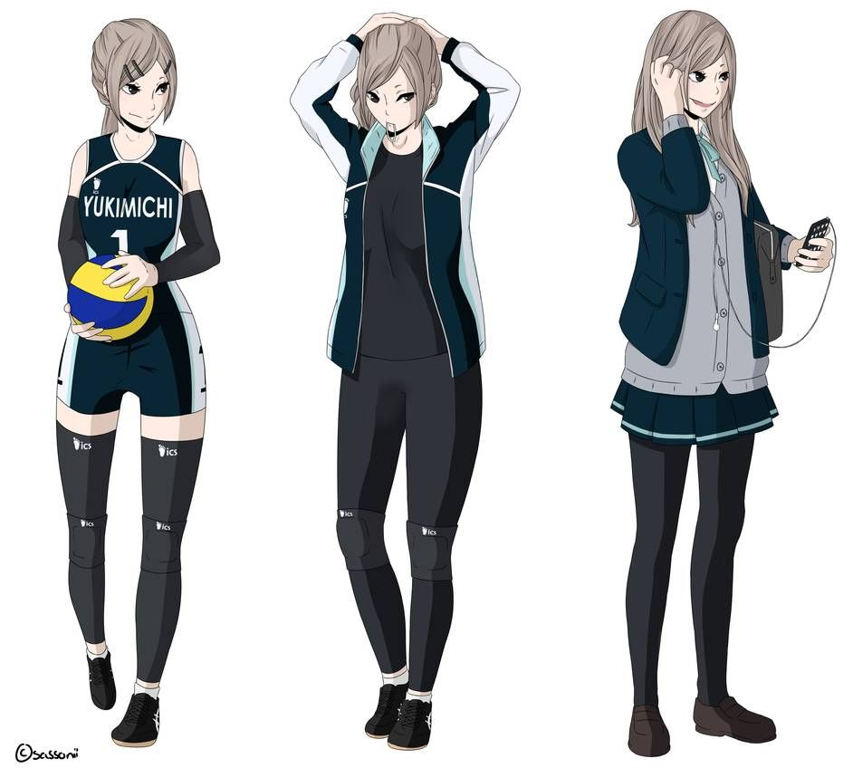 Pin By Josete Dos On Claire In 2020 Haikyuu Manga Haikyuu Anime Haikyuu Genderbend