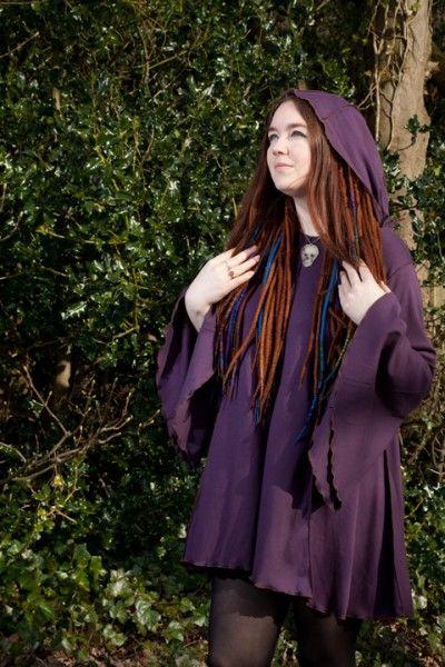 933c77351161f Alternative Clothing - Woodland Rose Dress Faery Fae Fairy Hippie Hippy  Boho - Alienskin Clothing  Hand made