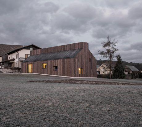 Chimney House by Dekleva Gregorič Architects   HomeAdore