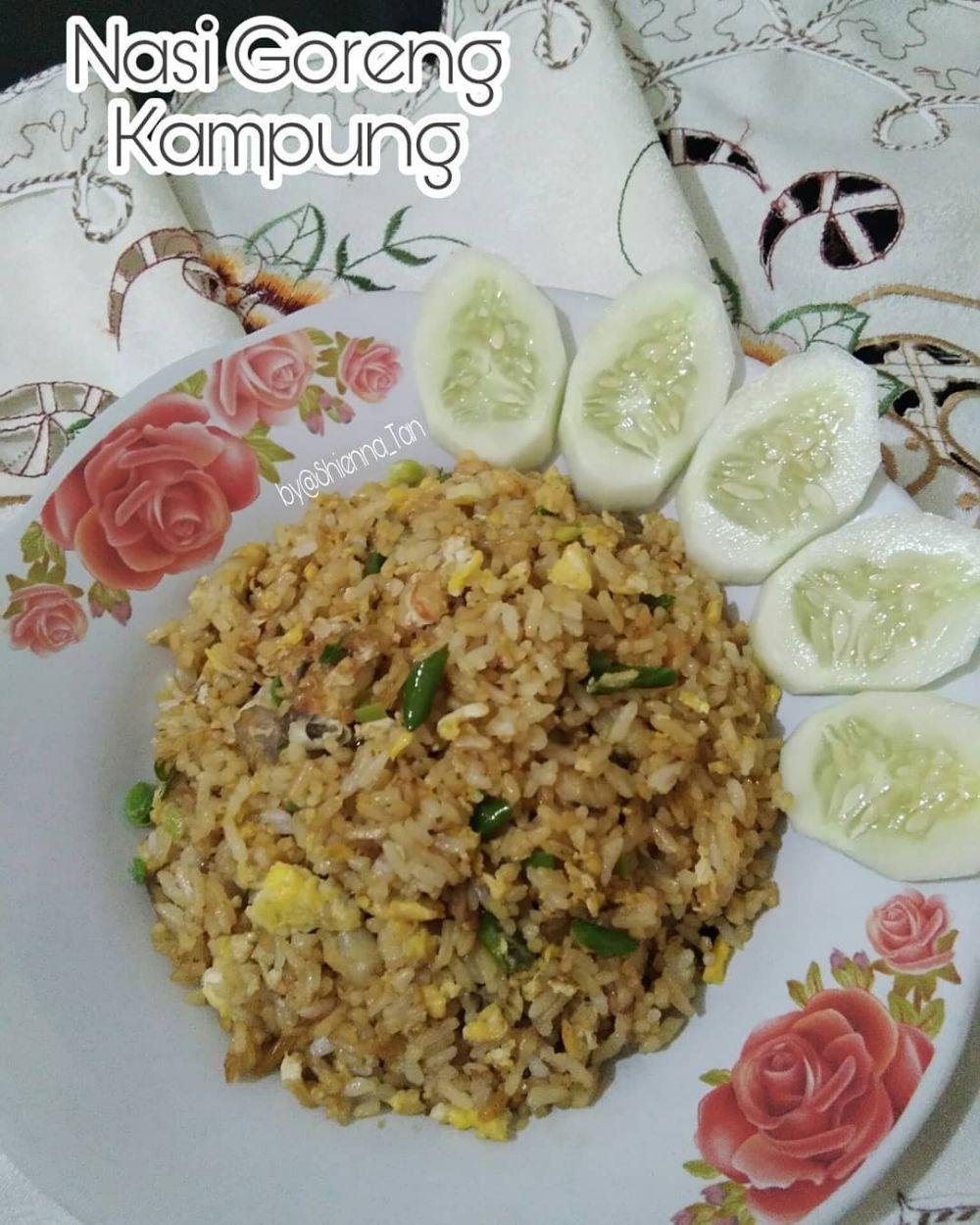 Resep Nasi Goreng Rumahan : resep, goreng, rumahan, Recipes, Home-cooked, Fried, Rice,, Delicious, Instagram, Goreng,, Resep, Makanan, Minuman
