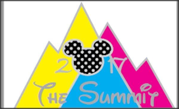 2017 Dance or Cheer Summit Bag Pin Trading Pin Orlando NEW!
