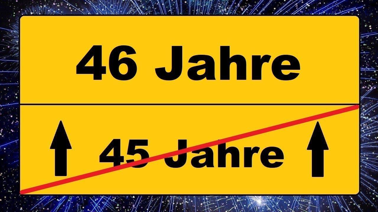46 Geburtstag Geburtstagsgrusse Zum Versenden Mit Bildern